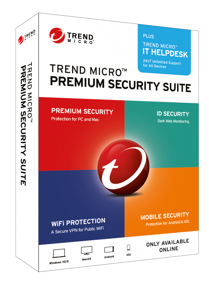 Trend Micro Premium Security Suite